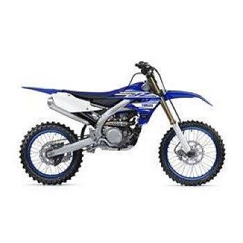 2019 Yamaha YZ450F for sale 200714207