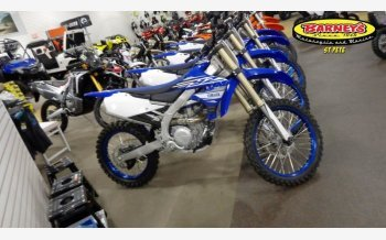2019 Yamaha YZ450F for sale 200613775