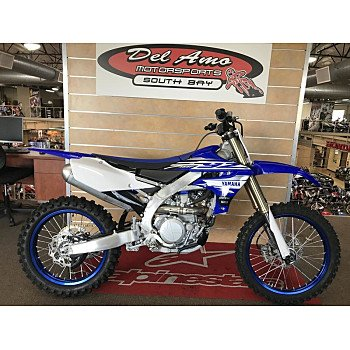 2019 Yamaha YZ450F for sale 200713741