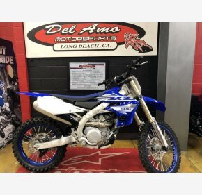 2019 Yamaha YZ450F Motorcycles for Sale - Motorcycles on