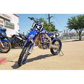 2019 Yamaha YZ450F for sale 200786790