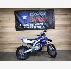 2019 Yamaha YZ450F for sale 200800224