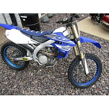 2019 Yamaha YZ450F for sale 201075232