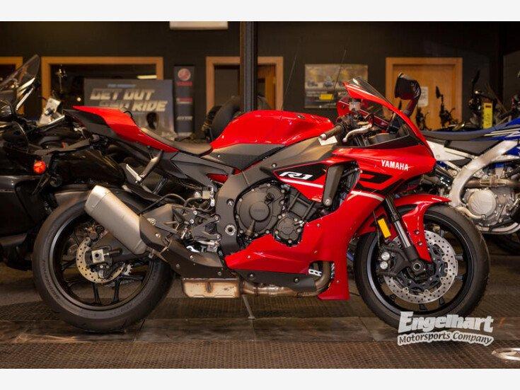 2019 Yamaha Yzf R1 For Sale Near Madison Wisconsin 53713