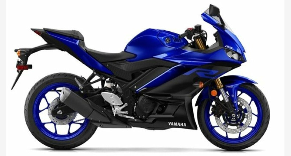 2019 Yamaha YZF-R3 for sale 200647554