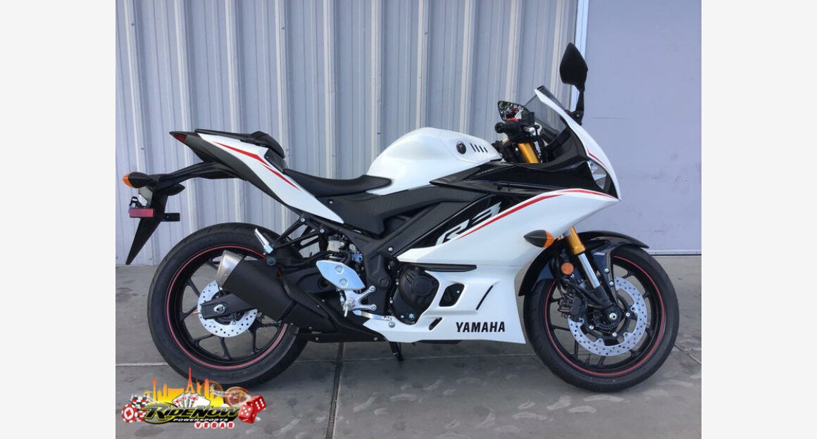 2019 Yamaha YZF-R3 for sale 200663926