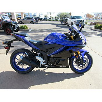 2019 Yamaha YZF-R3 for sale 200665039