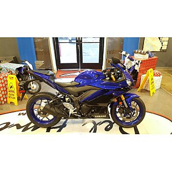2019 Yamaha YZF-R3 for sale 200715644