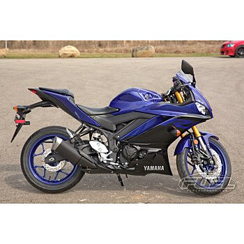 2019 Yamaha YZF-R3 for sale 200744442