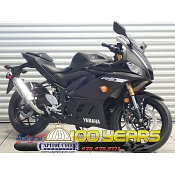 2019 Yamaha YZF-R3 for sale 200783404
