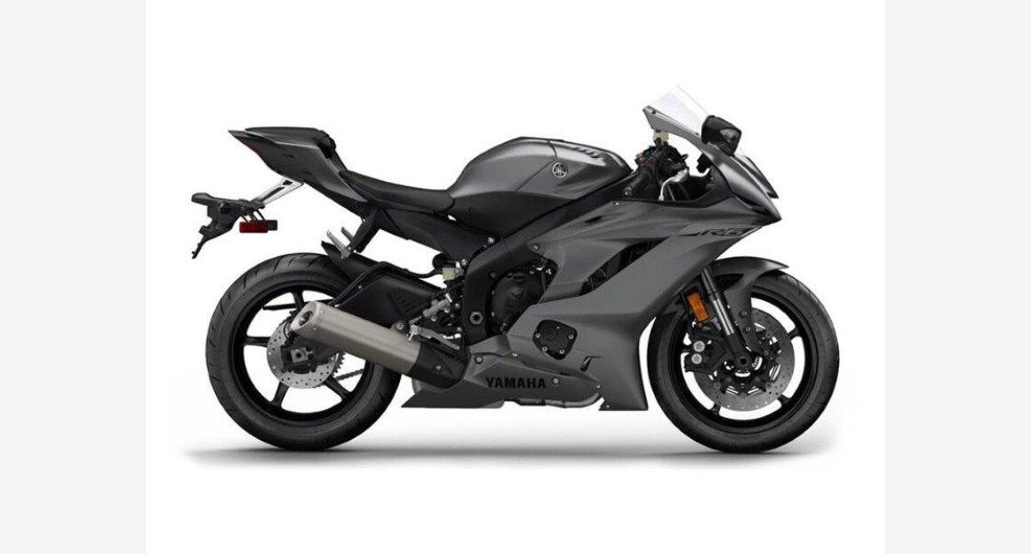 2019 Yamaha YZF-R6 for sale 200642597