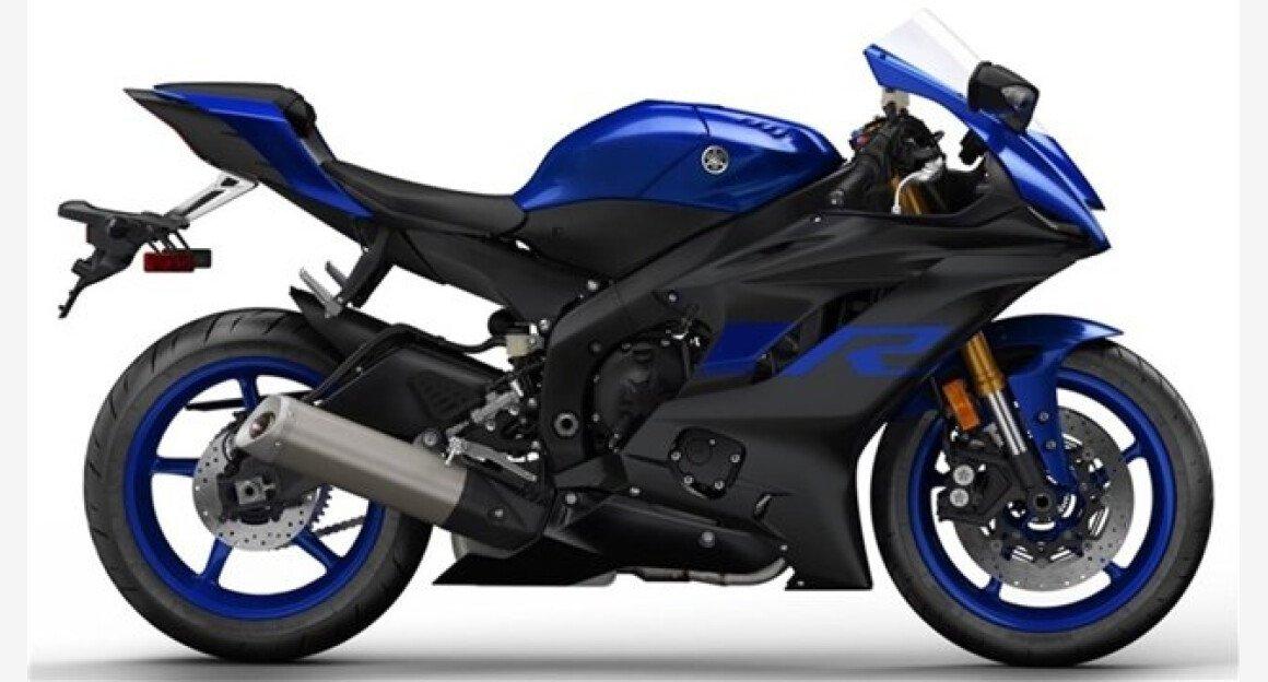 2019 Yamaha YZF-R6 for sale 200647549