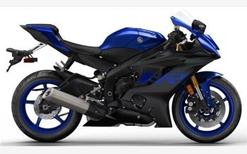 2019 Yamaha YZF-R6 for sale 200647550