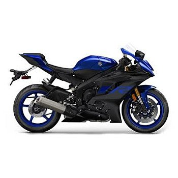 2019 Yamaha YZF-R6 for sale 200648269