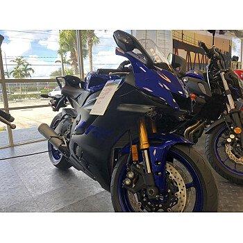 2019 Yamaha YZF-R6 for sale 200676693