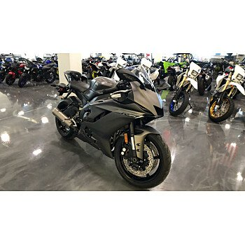 2019 Yamaha YZF-R6 for sale 200679003