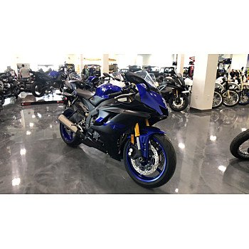 2019 Yamaha YZF-R6 for sale 200679089