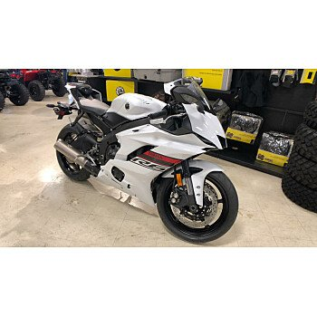 2019 Yamaha YZF-R6 for sale 200680836