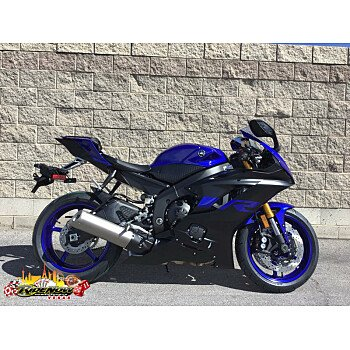 2019 Yamaha YZF-R6 for sale 200700158