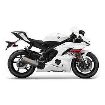 2019 Yamaha YZF-R6 for sale 200700161