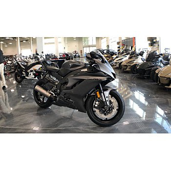 2019 Yamaha YZF-R6 for sale 200717511