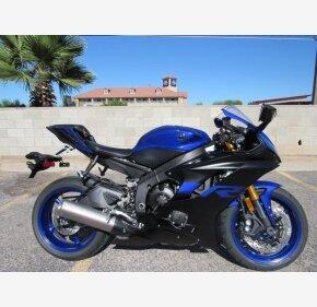 2019 Yamaha YZF-R6 for sale 200671470