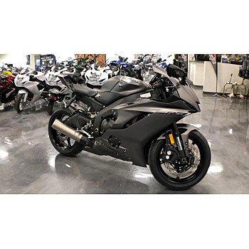 2019 Yamaha YZF-R6 for sale 200716239