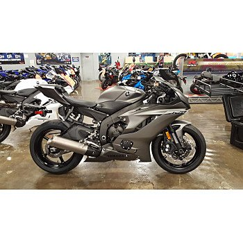 2019 Yamaha YZF-R6 for sale 200730263