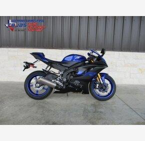 2019 Yamaha YZF-R6 for sale 200731482