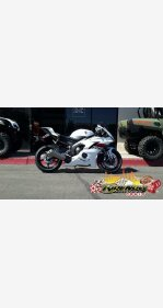 2019 Yamaha YZF-R6 for sale 200733291