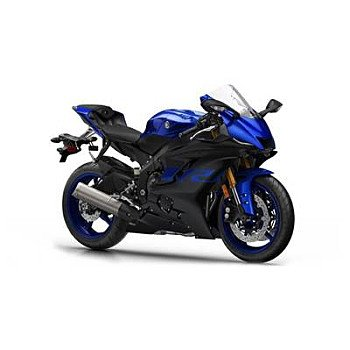 2019 Yamaha YZF-R6 for sale 200737137