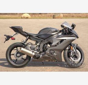 2019 Yamaha YZF-R6 for sale 200744476