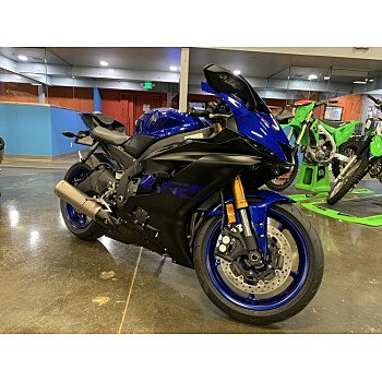 2019 Yamaha YZF-R6 for sale 200772695
