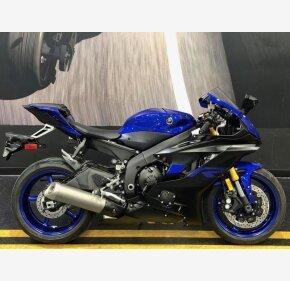 2019 Yamaha YZF-R6 for sale 200776520