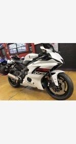 2019 Yamaha YZF-R6 for sale 200783058