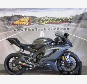 2019 Yamaha YZF-R6 for sale 200784996