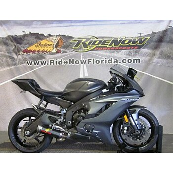 2019 Yamaha YZF-R6 for sale 200784996