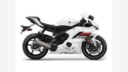 2019 Yamaha YZF-R6 for sale 200792227