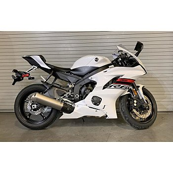 2019 Yamaha YZF-R6 for sale 200793081