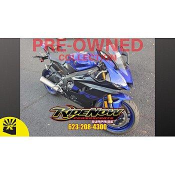 2019 Yamaha YZF-R6 for sale 200808545