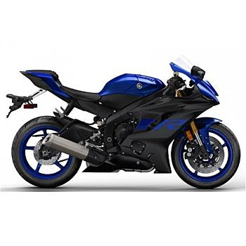 2019 Yamaha YZF-R6 for sale 200816683