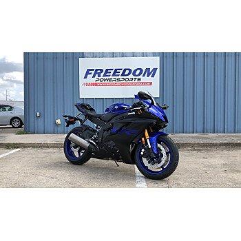2019 Yamaha YZF-R6 for sale 200832385