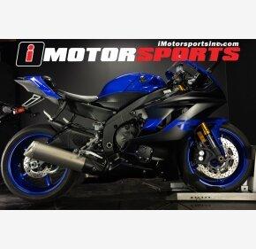 2019 Yamaha YZF-R6 for sale 200940124
