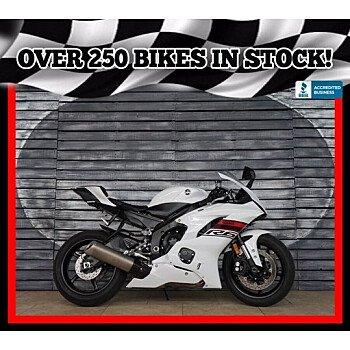 2019 Yamaha YZF-R6 for sale 200947933