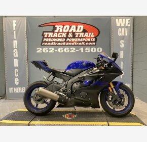 2019 Yamaha YZF-R6 for sale 200970801
