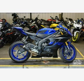 2019 Yamaha YZF-R6 for sale 201024947