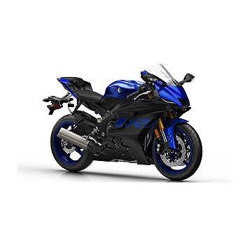 2019 Yamaha YZF-R6 for sale 201078155