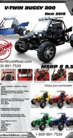 2020 BMS V-Twin Buggy 800 for sale 200786024