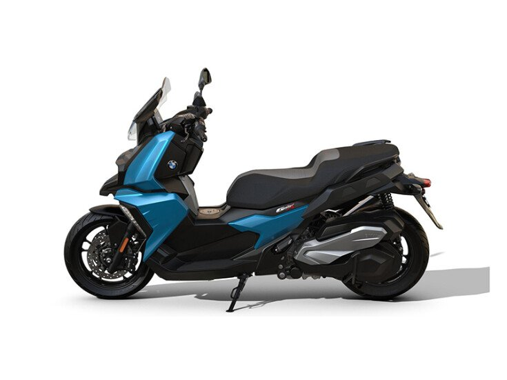 2020 BMW C400X 400 X specifications