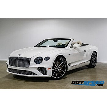 2020 Bentley Continental for sale 101567786
